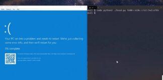 Ping of Death Windows 10