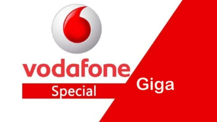 Vodafone Special Giga