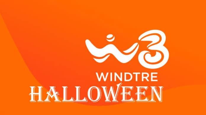 WindTre offerta per Halloween