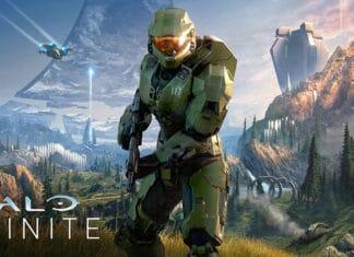 343 Industries Halo Infinite non mostrato