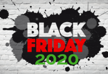 Black Friday 2020 date