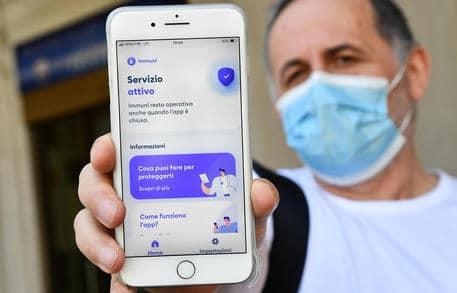 Call center Applicazione Immuni