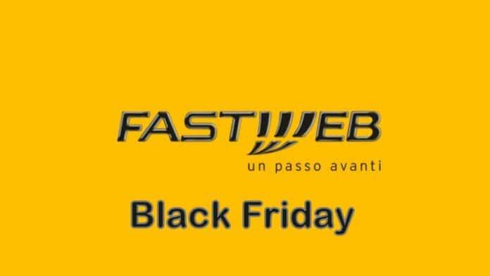 Fastweb Black Friday