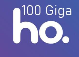 Ho. Mobile 100 Giga