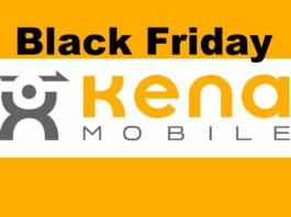 Kena Mobile Black Friday