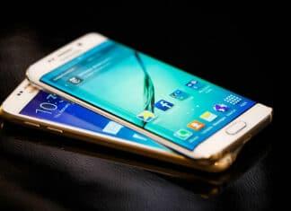 Rollout aggiornamento Samsung Galaxy S6 e Note 5