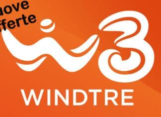 WindTre nuove offerte