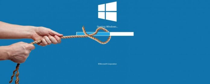 Windows 10 è lento all'avvio