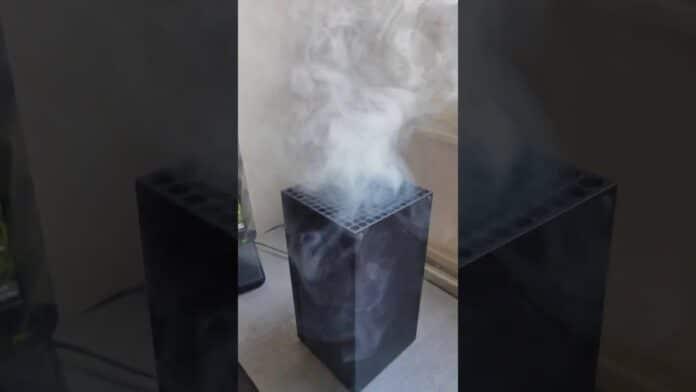 Xbox Series X rischio esplosione