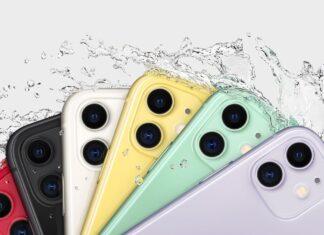 Apple multata pubblicità ingannevoli iPhone resistenti acqua