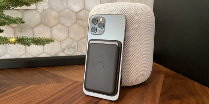 Portafoglio MagSafe Apple