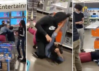 Walmart scontro donne PlayStation 5