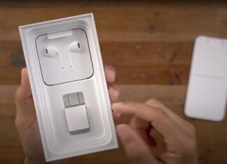 iPhone 12 confezione vuota Apple
