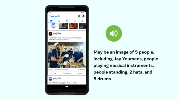 AAT intelligenza artificiale foto Facebook, Instagram