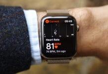 Apple Watch diagnostica Covid 19