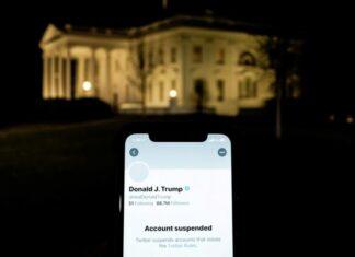 Donald Trump ban Twitter
