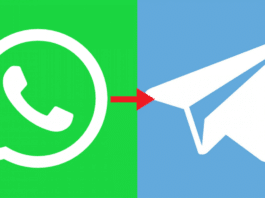 Esportare chat WhatsApp su Telegram