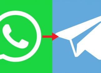Esportare chat WhatsApp su Telegram