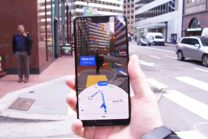 Google Maps caricare foto su Street View