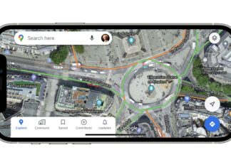 Google Maps maggiori dettagli città