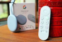 Google TV nuovo layout telecomando