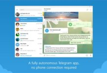 Installare Telegram solo su PC