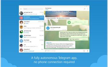Installare Telegram solo su PC