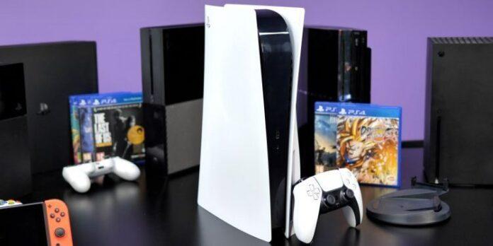 PS5 Sony rimuove data giochi