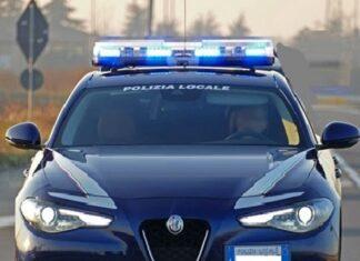 Solesino Alfa Romeo Stelvio Polizia Locale