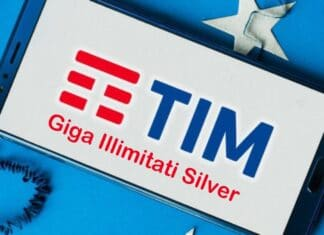 TIM Giga Illimitati Silver
