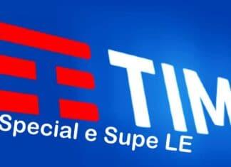 TIM Special e Super LE