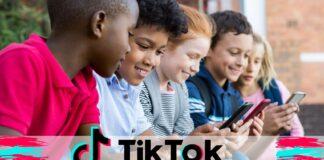 TikTok Limitazioni account minorenni