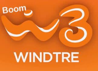 WindTre Giga Boom