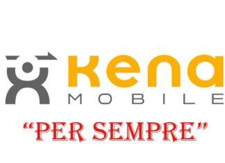 Kena Mobile novità