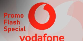 Vodafone Promo Flash Special