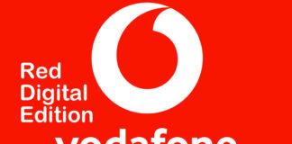 Vodafone Red Digital Edition