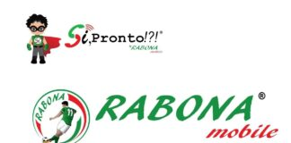 Rabona Mobile e Si Pronto