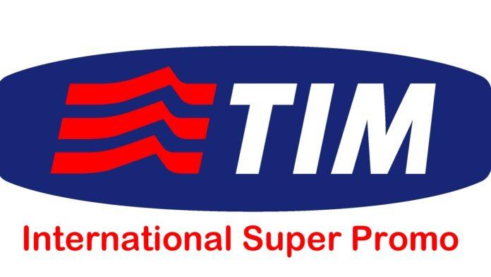 TIM International Super Promo