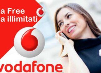 Vodafone Giga Free e Giga Illimitati