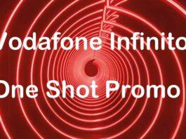 Vodafone Infinito One Shot Promo