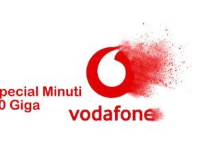 Vodafone Special Minuti 50 Giga